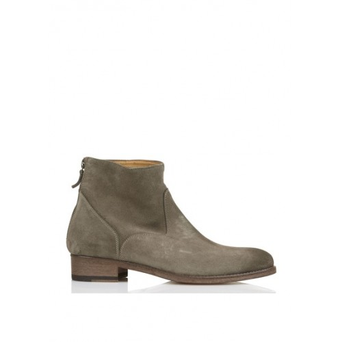 ANTHOLOGY PARIS - Women - Suede ankle boots - Women's Shoes - Ankle Boots wFgngHvf
