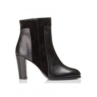 BOBBIES - Women - Suede and leather ankle boots - Women's Shoes - Ankle Boots k7g7EeYg