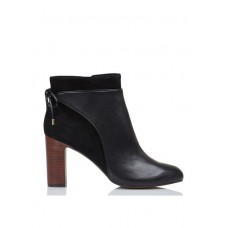 JONAK - Women - Heeled leather ankle boots - Women's Shoes - Ankle Boots KwQL1Hl7