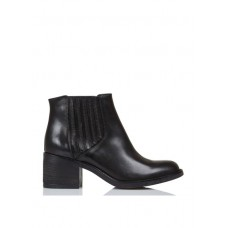 JONAK - Women - Heeled leather ankle boots - Women's Shoes - Ankle Boots lZIAe0RA