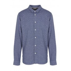 SELECTED - Men - Regular-fit checked cotton shirt with classic collar 9TzWIzi1