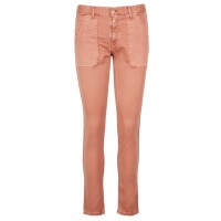 ACQUAVERDE - Women - Stretch cotton straight jeans Women's Clothing - Jeans RoWUB4iD