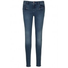 BEST MOUNTAIN - Women - Skinny jeans with zippered pockets Women's Clothing - Jeans WHkB5X1r