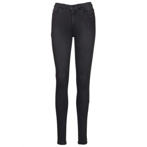 IKKS - Women - High-waisted slim-fit jeans with metallic stars Women's Clothing - Jeans zk4g4idM